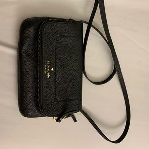 Kate Spade Small Flap crossbody purse